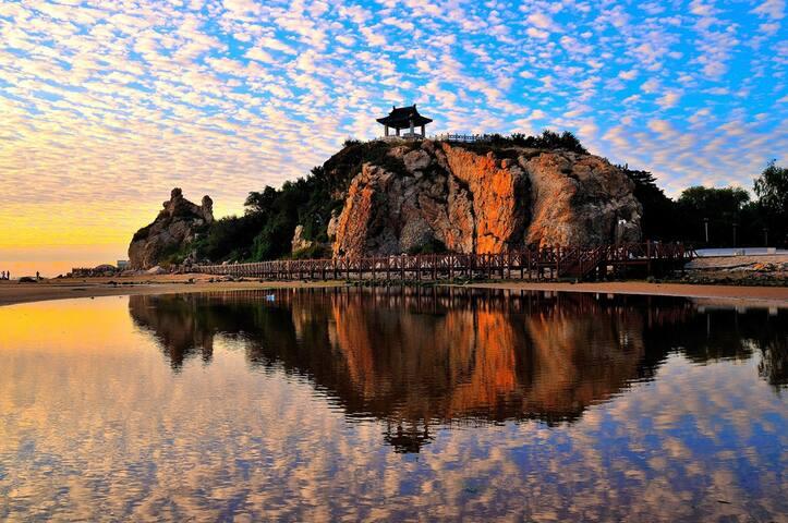 【北戴河】【近老虎石海上公园】休闲度假【双人 大床房】
