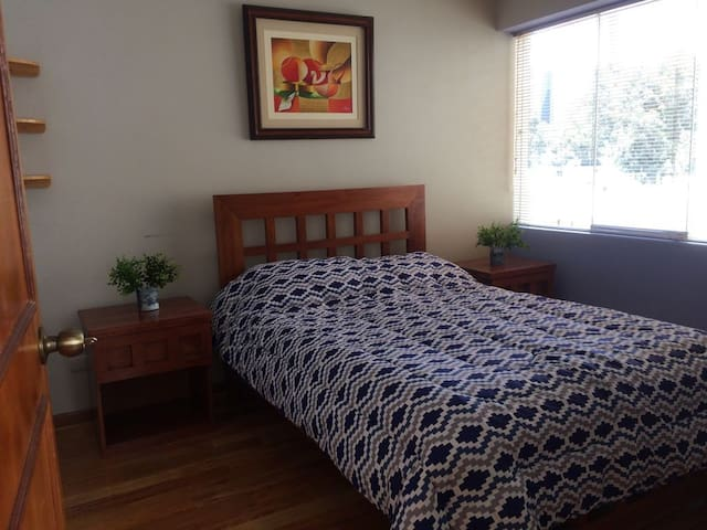 Cozy and Private Room in San Isidro