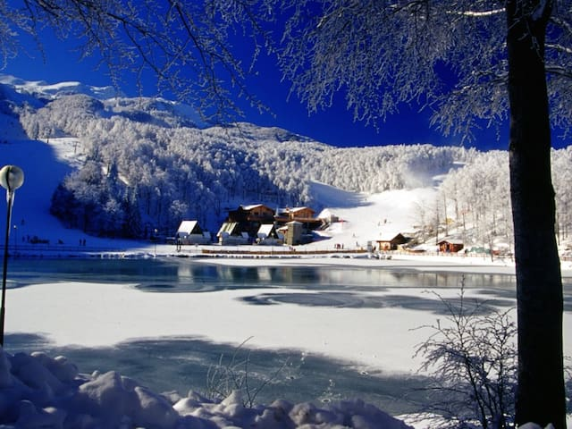 Non solo sci al Cerreto laghi - Cerreto Laghi - Flat
