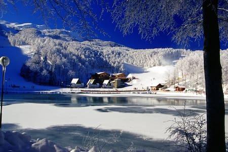 Non solo sci al Cerreto laghi - Cerreto Laghi - Appartement