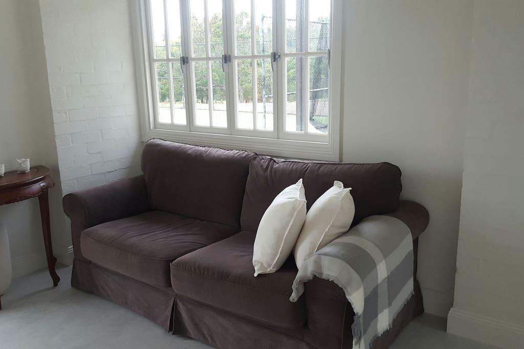 Comfortalbe lounge