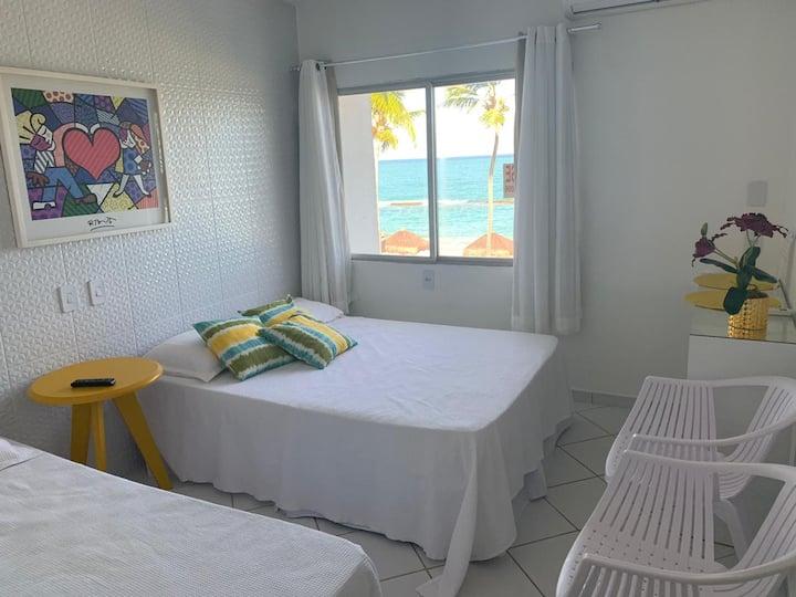 Flat Vista Mar Praia dos Carneiros - 305