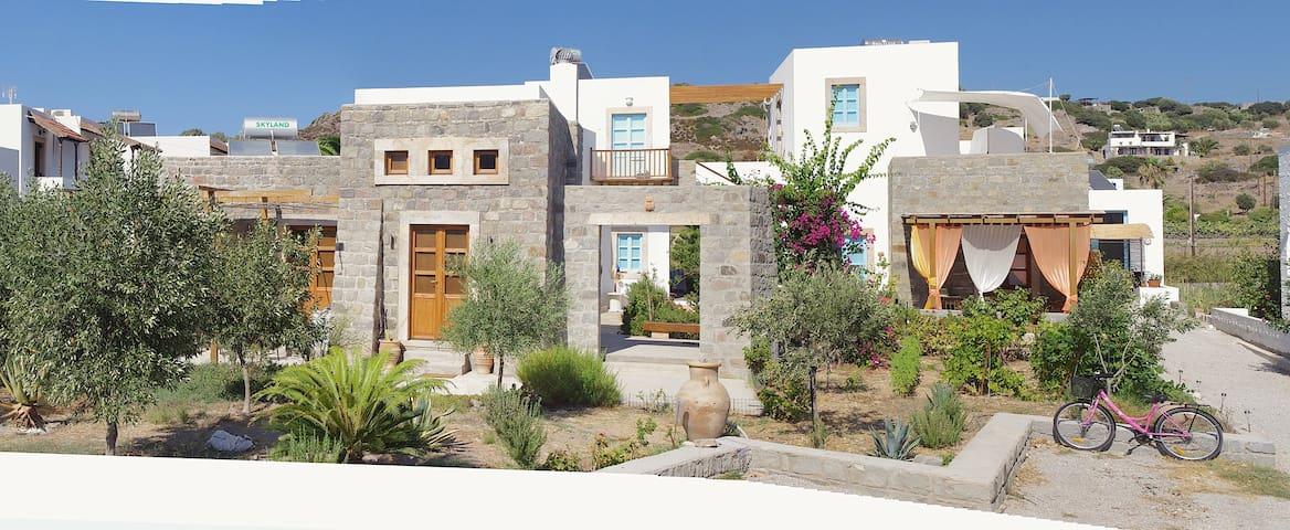 Casa ASPRI a Patmos - Patmos - Apartment