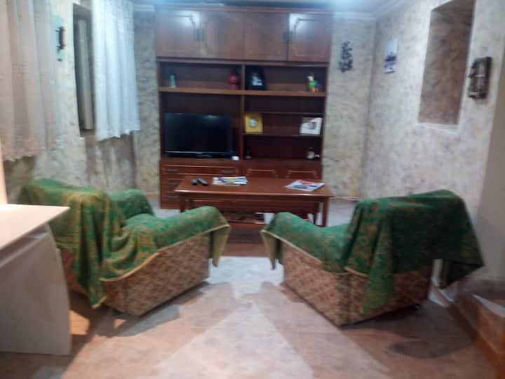 Modern Spacious Ground Floor In Tsinandali