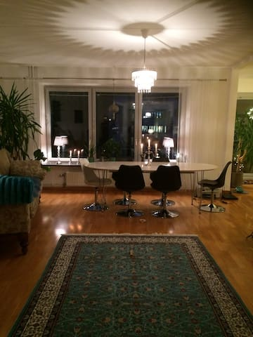 Near to city and the sea! - Nacka - Flat