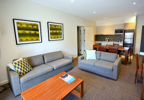 Two Bedroom Accessible Apartment
