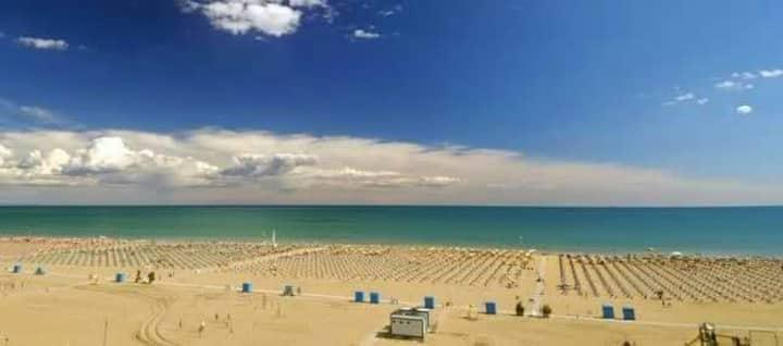 """100 mt dal mare '' Cond. IVANA"""" appartamento"""