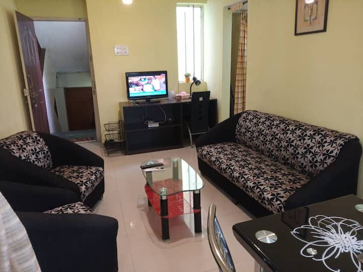 Budget 2 BHK Apartment in posh KP close to airport