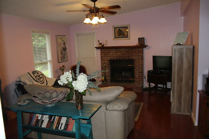 Lovely home in quiet neighborhood near downtown - Greenville