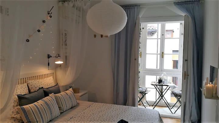 ❤ ❤ Acogedor y romántico apartamento en el centro