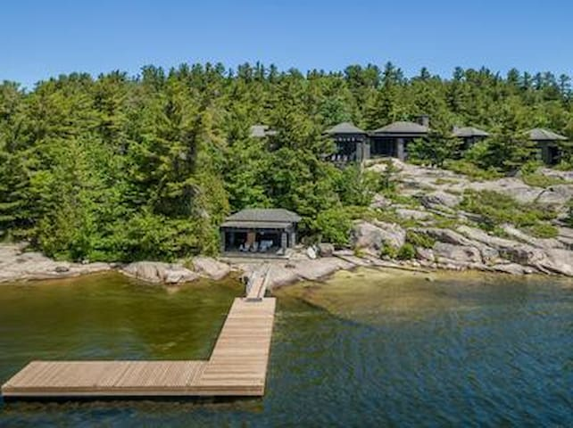 Big Sound Lake House