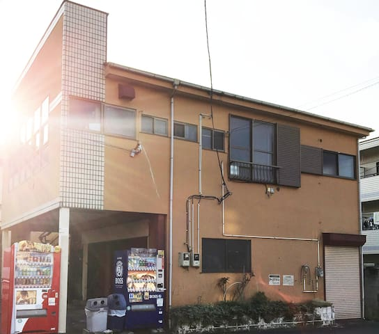 メゾン白山202 - Higashikurume-shi - House