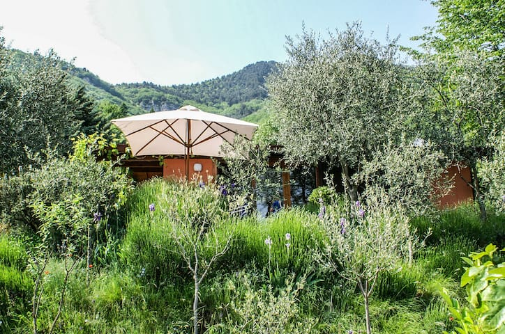 60sqm bungalow near Lake Garda! - Tignale - Бунгало