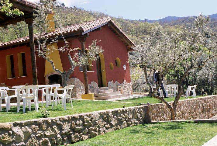 Casas rurales La Ondina del Madrigal