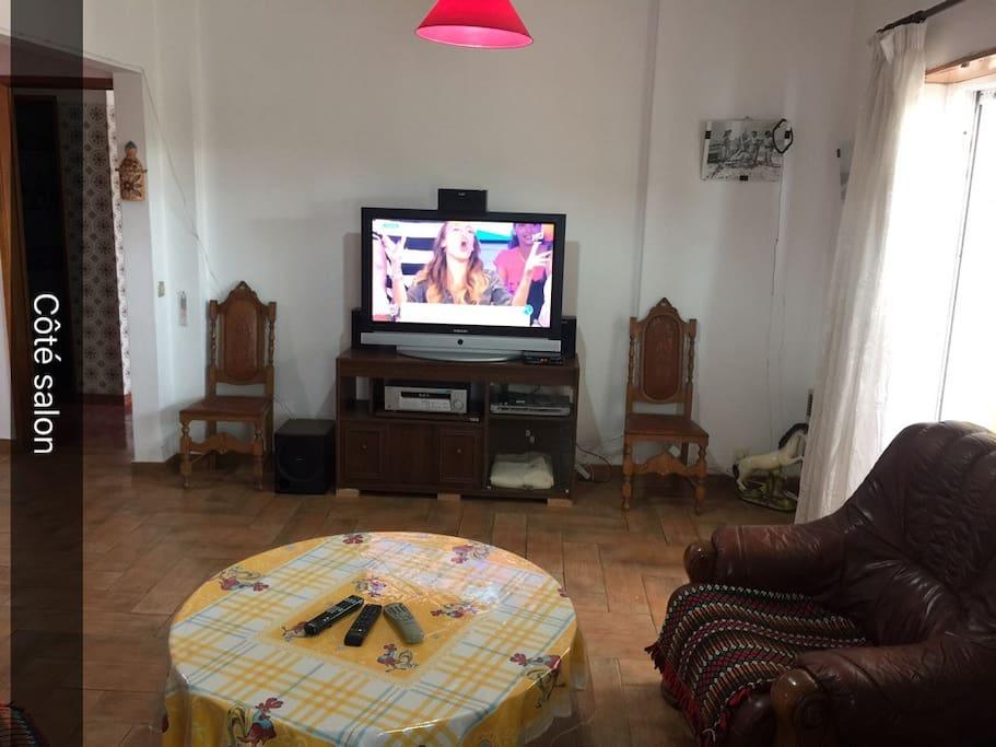 Télévision française par satellite