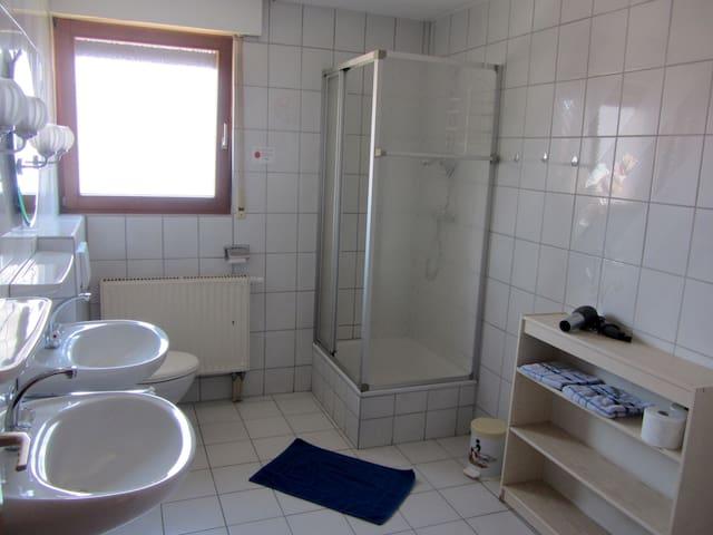 Ferienhof Huber, (Oberkirch-Ödsbach), Ferienwohnung 3, 63qm, 1 Schlafzimmer, 1 Wohn-/Schlafzimmer, max. 4 Personen