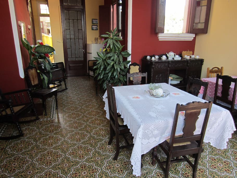 Hostal Los Balcones: Casa Colonial