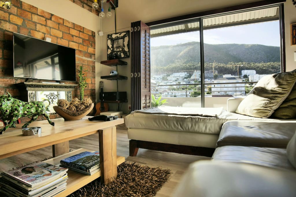 top 100 airbnb rentals 2017 in cape town south africa. Black Bedroom Furniture Sets. Home Design Ideas