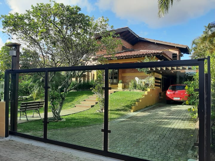 Casa Aconchegante e Inteligente na Cachoeira