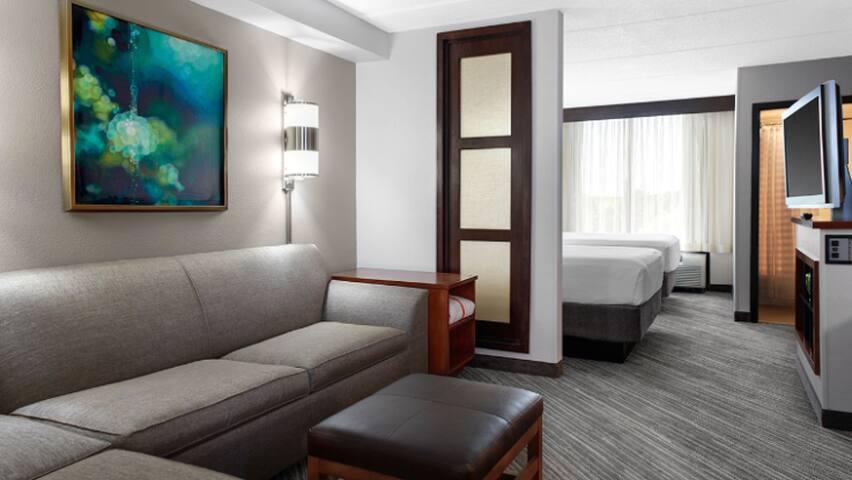 Do Bonnaroo from the Hyatt! - Brentwood - Apartment