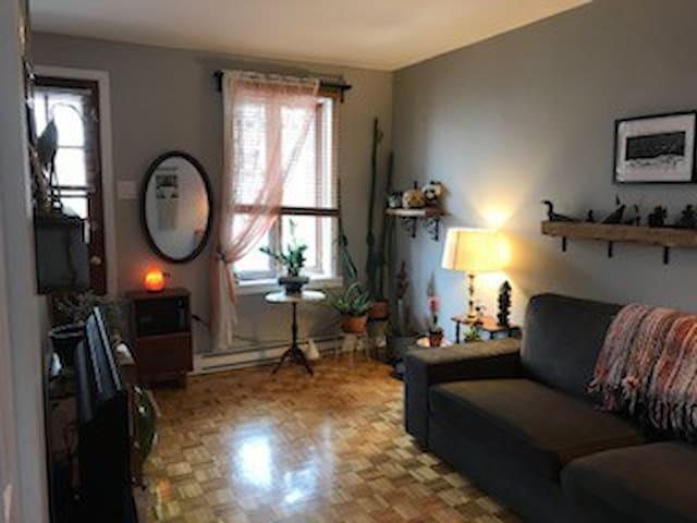 Appartement avec cachet dans le vieux Terrebonne