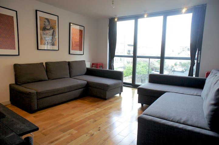 One Bedroom Apartment on Brick Lane