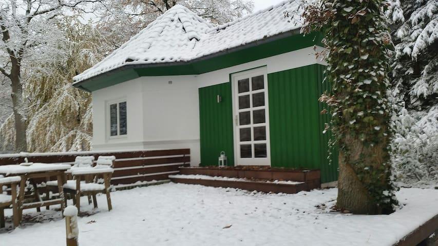 Winterzeit im Märchenturm - Hamburgo