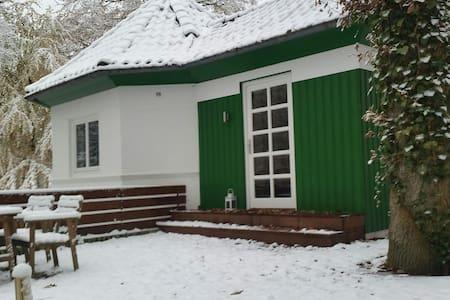 Winterzeit im Märchenturm - Hampuri - Talo