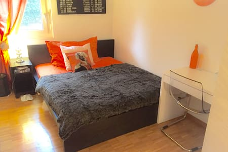 "O""ROOM at 25 min from Geneva and Lausanne (EPFL) - Perroy - Apartment"