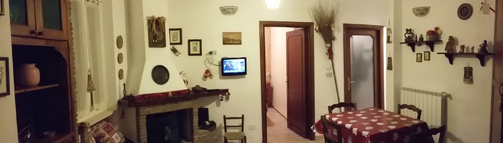Fitto Casa ad Ateleta ( Roccaraso) - Ateleta - Hus