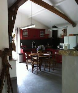 le confort moderne dans la bâtisse du 18 ième - Saint-Jean-de-Marsacq - Andere