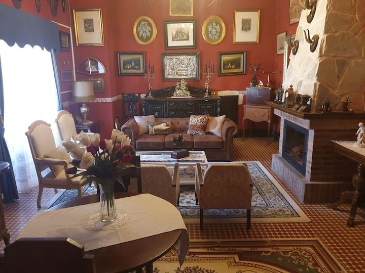 Casa-museo antigua Residencia Duques de Medinaceli