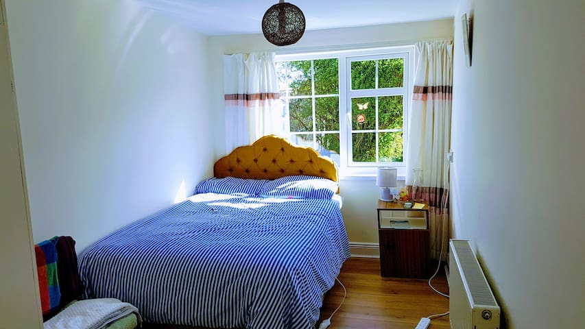 The other bedroom - just as quiet as the first