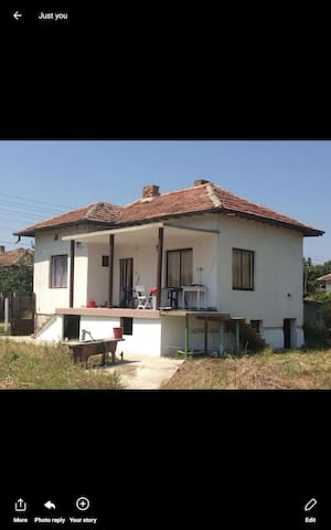 Sweet Bulgarian house   New on here