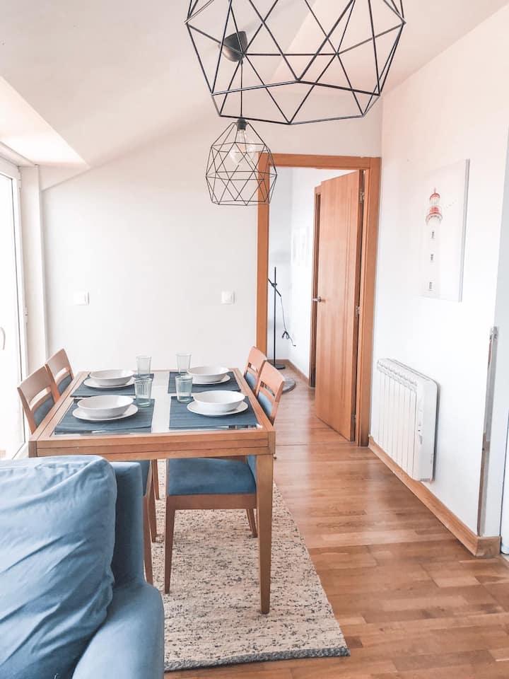 Apartamento Primera  Línea - Porto do Son