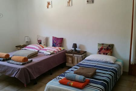 Room up to 3 guests in shared villa next to Ibiza! - Ibiza