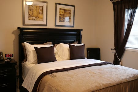 Newton House - Tulip Room - Brampton - Bed & Breakfast