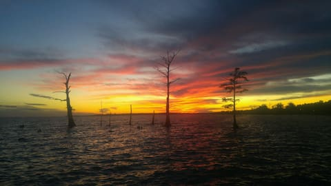WaterWinds waterfront Albemarle Sound!