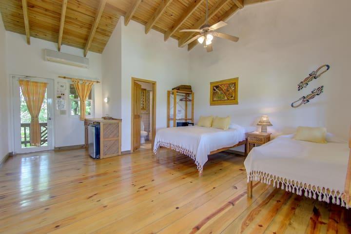 Room at Las Orquideas West End (A/C)