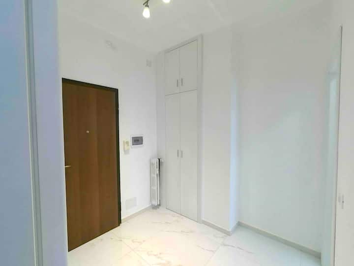 Apartment totally renewed to next Parco Dora