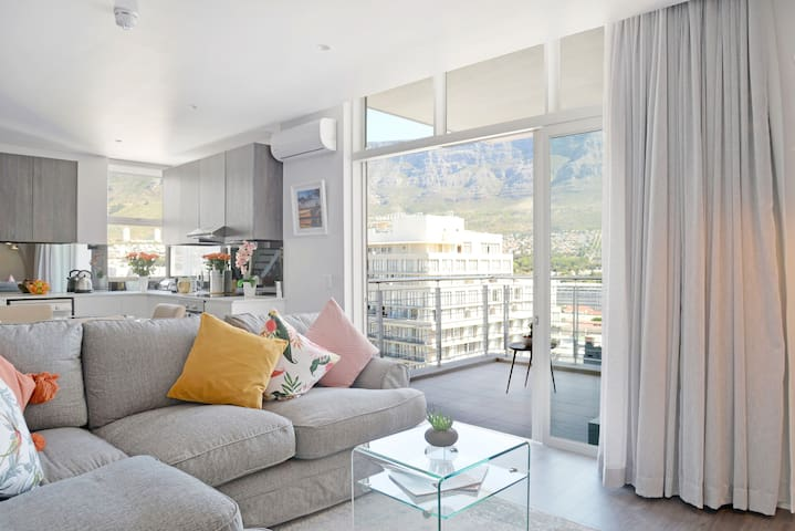 Designer Penthouse in the Heart of Cape Town.