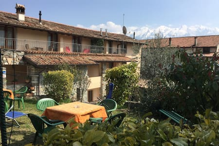 CASA RITA - APARTMENT 1 LAKE GARDA - Tremosine