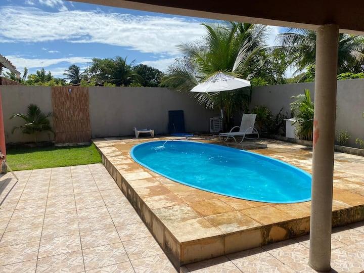 Casa da Lagoa - São Pedro/Paracuru - CE