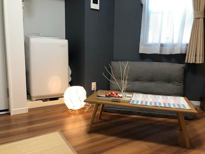 上野附近温馨独立公寓101室Ueno Nearby Cozy Apartment 101