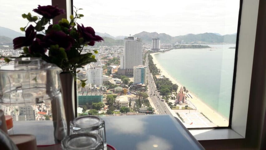Apartments - 2 bedrooms sea view - Nha Trang - Apartment