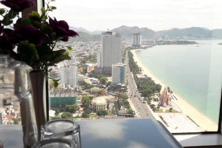 Apartments - 2 bedrooms sea view - 芽庄 - 公寓