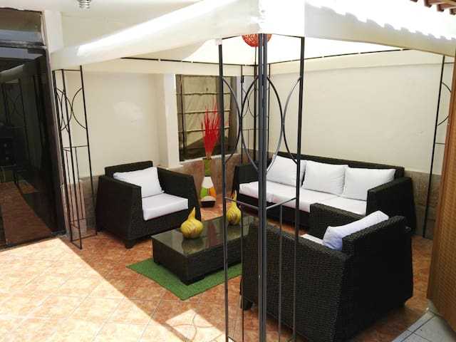 Executive Apartment 3 rooms / free parking / wifi - Lima - Byt