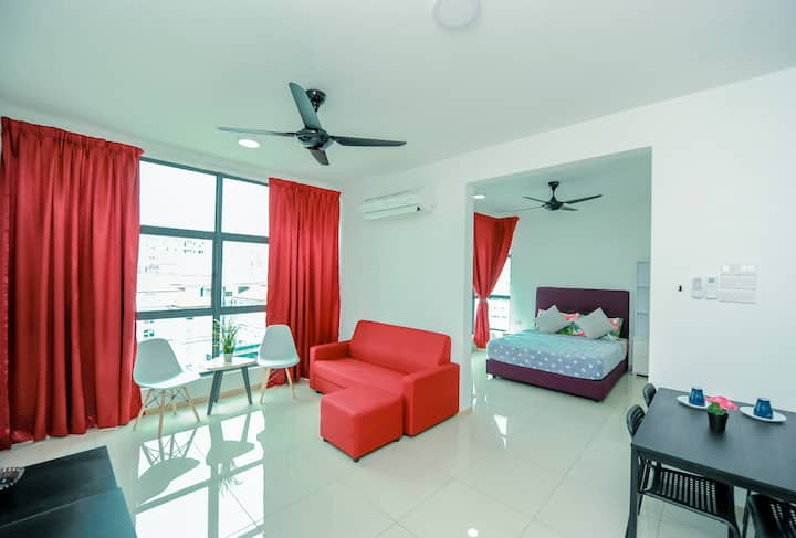 Shah Suites Vista Alam (WIFI): SS01