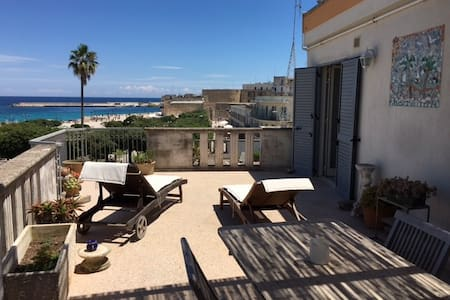 Magnifico Attico vista mare - Otranto