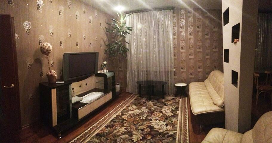 2-х комнатная квартира в Центре - Homieĺ - Wohnung